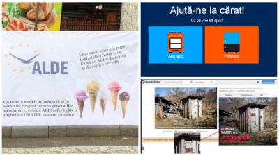 Din aventurile politice ale comunicarii, episodul 2. Ce cauta USR in Lituania si ALDE la inghetata