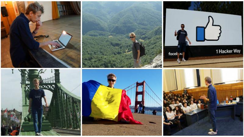 [Romania pe YouTube] Cristian Dascalu: Am plecat in New York pentru un internship la Google. Documentand experienta de acolo, canalul a crescut foarte rapid