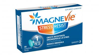 """Stresul și """"dramele din orice"""" - concept inovativ pentru lansarea MagneVie Stress Resist®"""