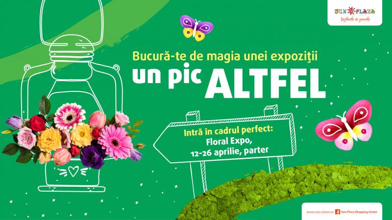 """Sun Plaza recreează """"Pădurea Fermecată"""", în cadrul Floral Expo 2019"""