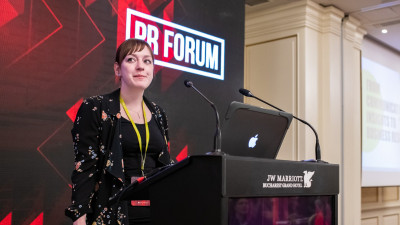 Fran Cavanagh (Ketchum London): Machine Learning and Biometrics are two technologies that have opened up many different avenues for PR researchers