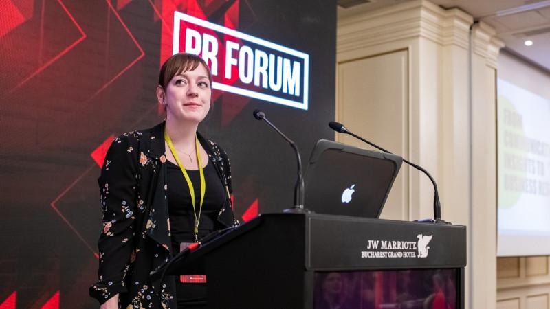 Fran Cavanagh (Ketchum London): Machine Learning-ul si tehnologiile biometrice au deschis o sumedenie de rute noi pentru research-ul in PR