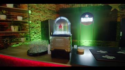 Heineken - Home bar