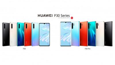HUAWEI P30 Pro și HUAWEI P30, smartphone-urile care redefinesc regulile fotografiei inteligente, disponibile la vânzare în România