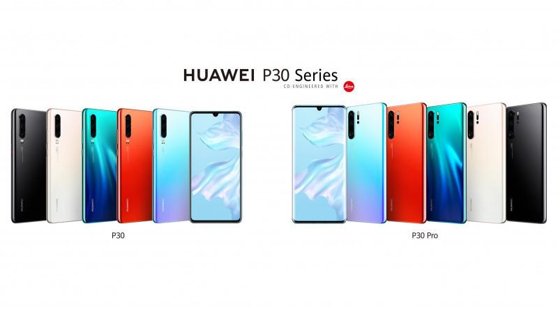 Achiziționarea unui HUAWEI P30 îți aduce o imprimantă foto portabilă Huawei