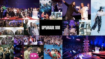 iCEE.fest anunță zeci de speakeri pentru ediția 2019, noi linii de conținut și un nou brand pentru extinderea internațională: UPGRADE 100