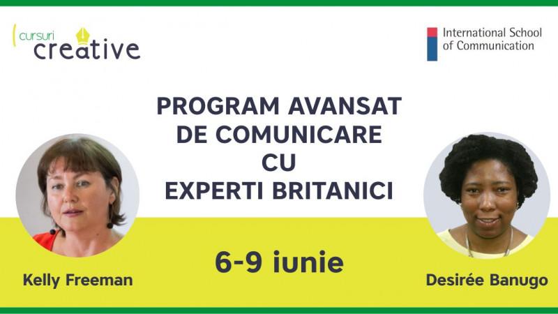 International School of Communication revine în România cu un nou curs dedicat managerilor
