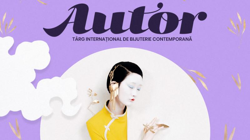 AUTOR de zece ani: peste 100 de designeri de pe patru continente și din 27 de țări vin, pe 20 și 21 aprilie, cu o selecție atent jurizată de bijuterie contemporană