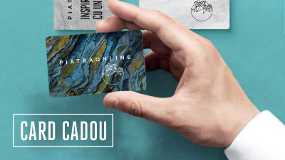 Marks semnează noua campanie de comunicare a cardurilor-cadou PIATRAONLINE