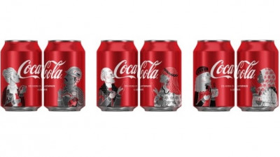 Geometry semnează noul design global de produs pentru Coca-Cola