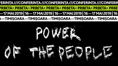 Power of the People la cea de-a noua ediție a Conferinței PRbeta