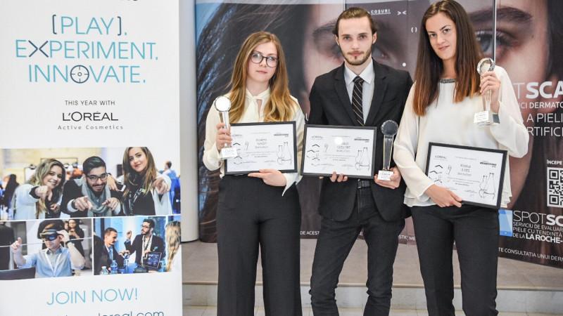 Trei tineri români vor să reinventeze piața dermatocosmeticelor cu ajutorul tehnologiilor digitale
