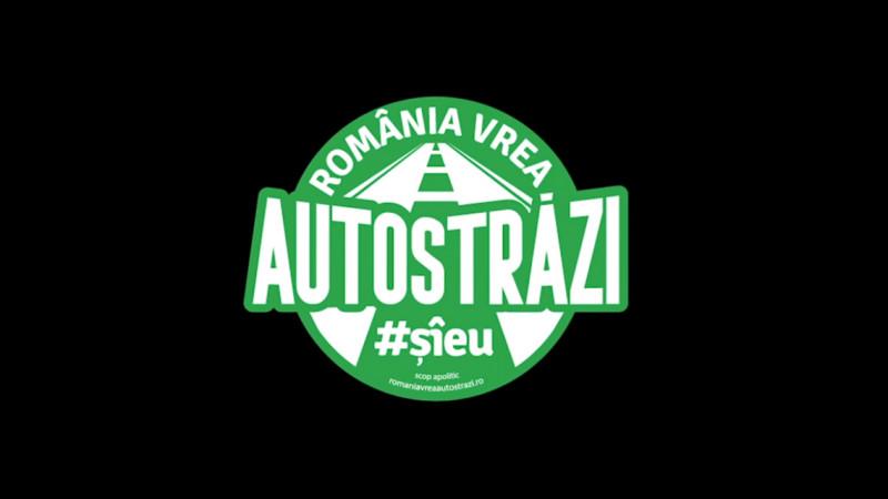 România vrea autostrăzi - #șîeu, lucrarea lunii martie în top 3 ADC