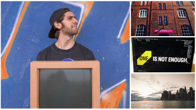 Dupa Arhitectura, Stefan Rotaru a fugit la Miami Ad School. Si de-acolo spre Droga5