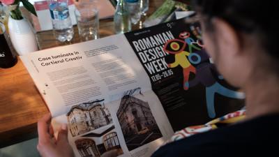 Ziarul Cartierul Creativ no. 5 te invită să descoperi poveștile ascunse din zona Piața Amzei