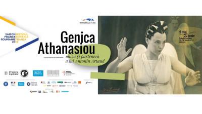 Genica Athanasiou – destin și mister franco-român, actriță și muză a lui Antonin Artaud