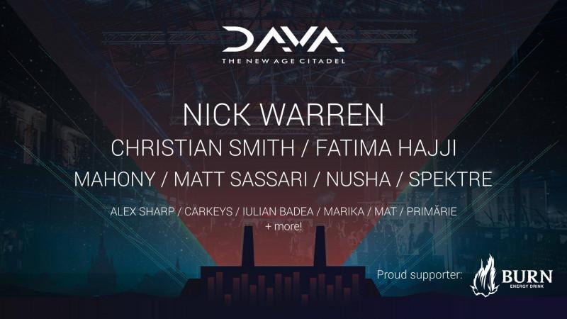 DAVA Festival revine cu a doua editie: 30-31 August 2019