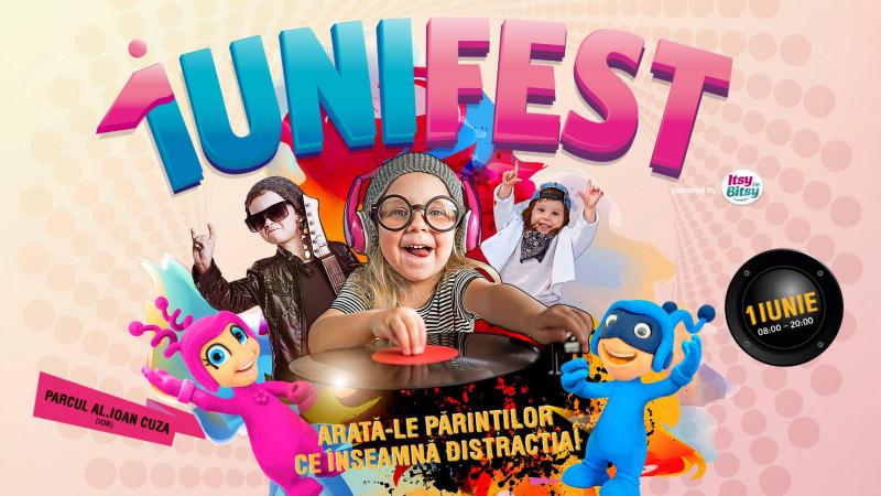 1UNIFEST cel mai mare festival al copiilor și părinților