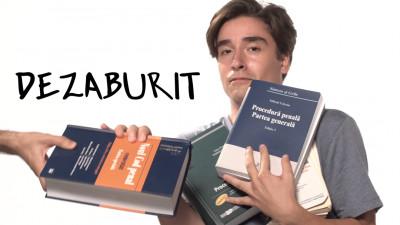 """Achim Scarlat, despre seria Dezaburit: """"Ce e important de stiut, dar plictisitor de aflat? Drepturile cetatenesti"""""""