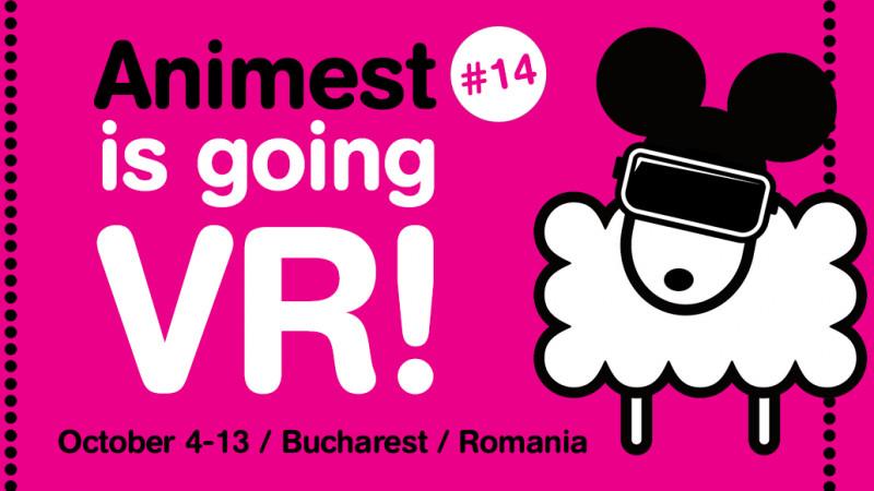 Realitatea virtuală cucerește cea de-a 14-a ediție ANIMEST