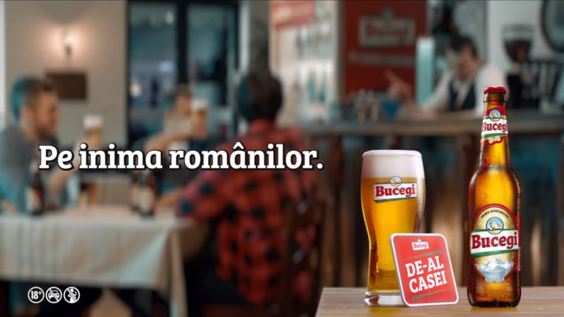 """Noua campanie Bucegi, """"De-al Casei"""", semnată de Mullen România"""