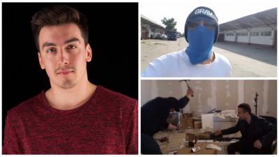 [România pe YouTube] Alex Ghidush: Un lucru îngrijorător este numărul de copii care postează clipuri neadecvate vârstei