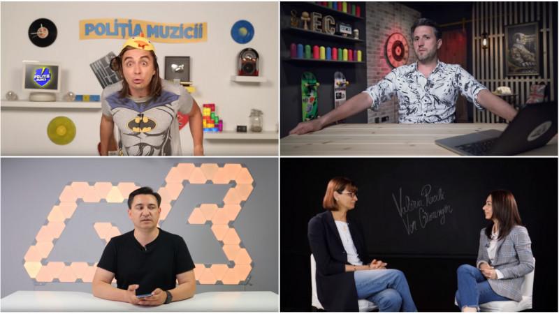 [România pe YouTube] Teleportarea, alăptarea și România în ultimii zece ani