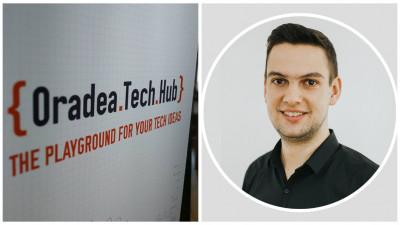 [Coworkingul la romani] David Achim (Oradea Tech Hub): Nu suntem un business, ci un ONG. Suntem aici pentru comunitate si datorita ei