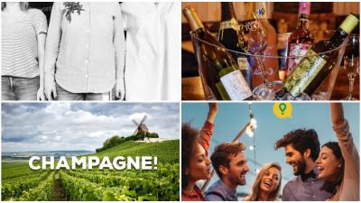 Bucurie, șampanie și o sentință definitivă