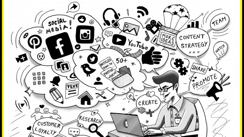 """SMALL & SMART BUSINESS debutează în Training: """"Curs Inițiere Content Marketing"""" cu Cătălin Ionașcu"""
