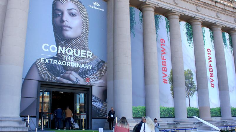 exploratist a susținut brandurile românești @ Barcelona Bridal Fashion Week