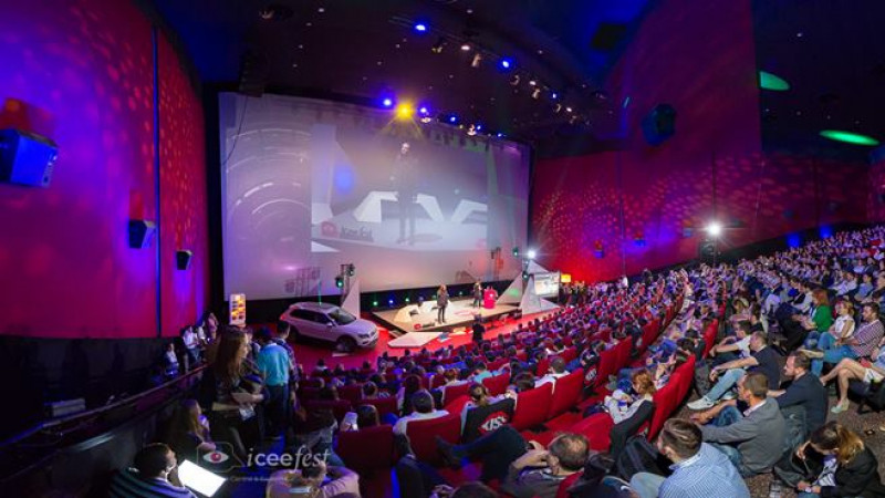 Cel mai mare festival din Europa Centrală și de Est dedicat transformărilor provocate de internet și tehnologie are loc la București, în 13 și 14 iunie