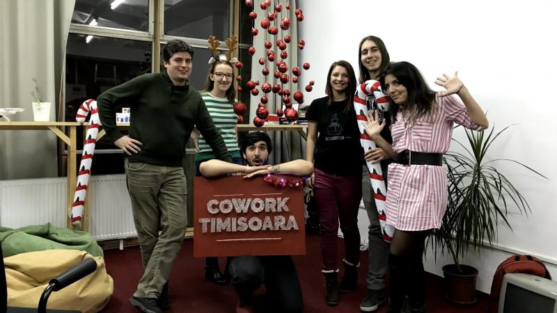 [Coworkingul la romani] Andrei Munteanu (Cowork Timisoara): Scopul nostru este sa ne aducem contribuitia la noua generatie de antreprenori