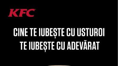KFC România anunţă un nou parteneriat pe piaţa de retail.Fanii sosului cu usturoi găsesc acum produsul și în magazinele Auchan