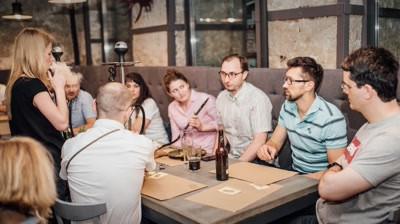 [Case-Study] Local bar against national shame