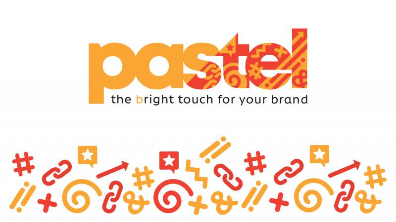 Nouă identitate de brand pentru pastel. Rebrandingul susține procesul de transformare al agenției