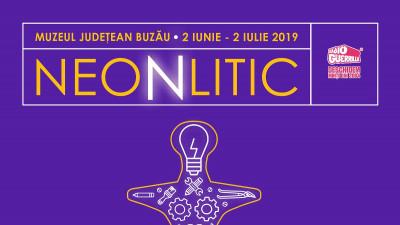 Expoziția itinerantă NeoNlitic poposește la Buzău, între 2 iunie - 2 iulie