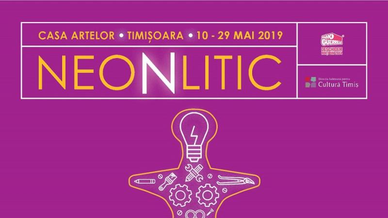 Vernisajul expoziției itinerante NeoNlitic, pe 10 mai la Timișoara