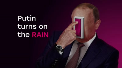 [Case-Study] Putin turns on the Rain