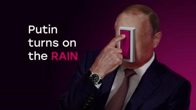 [Case-Study] Putin turns on the Rain