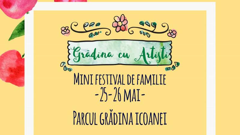 Târgul de Moși de la Grădina cu Artiști, pe 25 – 26 mai, în Grădina Icoanei