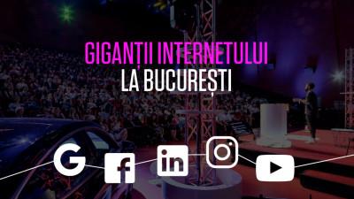 Giganții Facebook, Google și LinkedIn susțin la București workshop-uri esențiale pentru agenții și experții în digital. Acces gratuit pentru studenți!