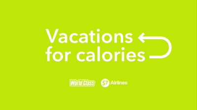 [Case-Study] Vacations for Calories