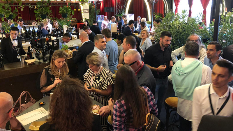 RO Wine l The International Wine Festival of Romania 2019