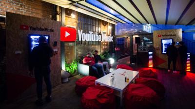 #Godmother a dat play evenimentului de lansare Youtube Music în România