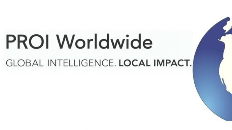 PROI Worldwide este rețeaua cu cele mai multe agenții independente listate în Top 200 Global PR Report