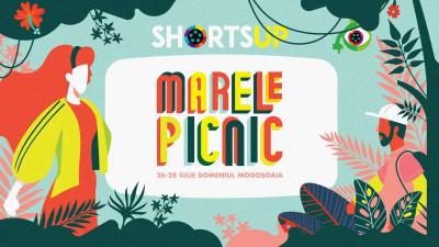 Marele Picnic ShortsUP la Domeniul Mogoșoaia - 26-28 iulie 2019
