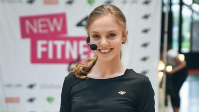 Anca Surdu a desemnat New Fitness Diva- Sportul este noua frumusețe