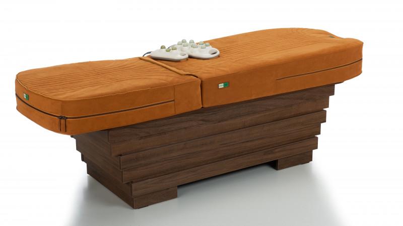 """Lansarea gamei """"Alcantara Prestige"""". Cel mai luxos și rezistent material microfibră din lumeîmbracă de astăzi paturile de masaj cu Jad și Turmalină de la CASA JAD"""