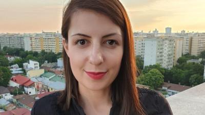 Alexandra Iordăchescu a fost numităBrand Lead Starcom România
